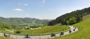 Grevenstein nach Wenholthausen mit Motorrad