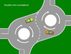 mini-double-roundabout
